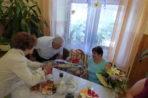 102 urodziny Pani Rozalii!