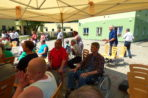 Nasi mieszkańcy na Dniu Otwartym w DPS przy ul. Rozrywka 1