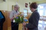 Pożegnanie Pani Dyrektor Haliny Prozołowicz